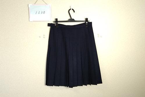 標準高 女子 冬スカート 74-59