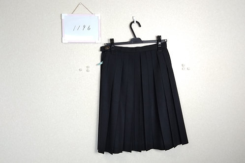 新田高 女子 冬スカート 66-54