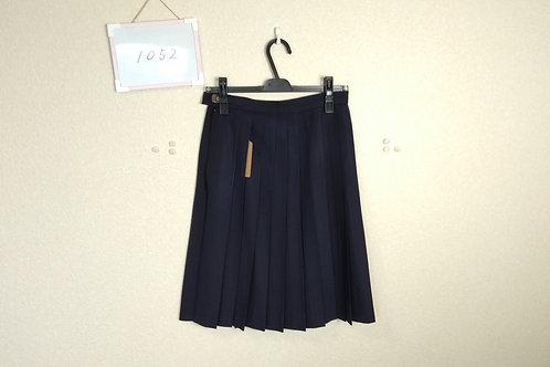 標準中 女子 冬スカート w63-54