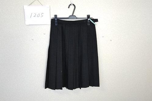 新田高 女子 夏スカート 69-57