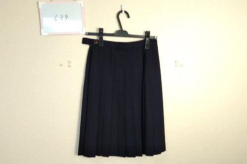 標準高 女子 冬スカート 63-54