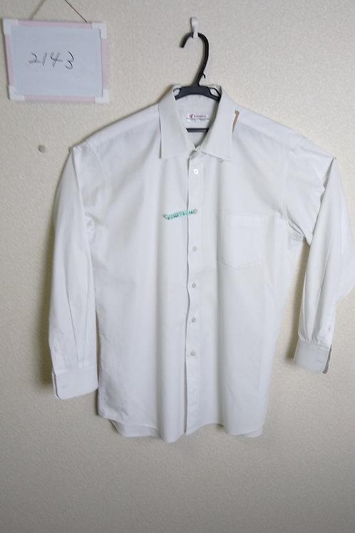 松山聖陵高 男子 長袖シャツ 180