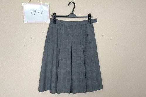 松山中央高 女子 夏スカート 69-60