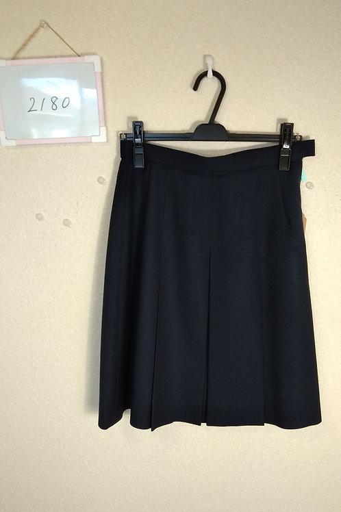 松山中央高 女子 冬スカート w66-54