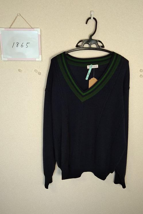松山中央高 男子 セーター 3L