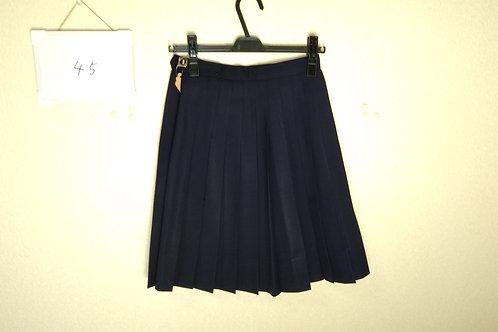 標準高 女子 冬スカート 60-51