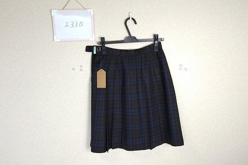 済美高 女子 冬スカート 72-51