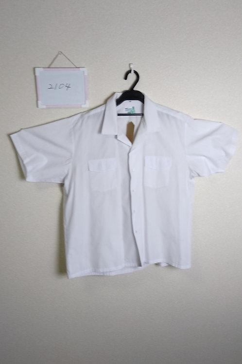 椿中 男子 半袖シャツ 180