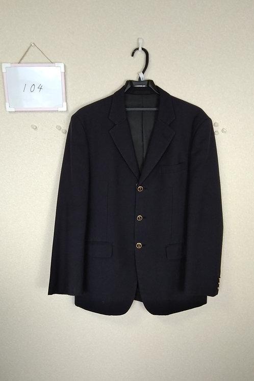 松山聖陵高 男子 制服上 175A