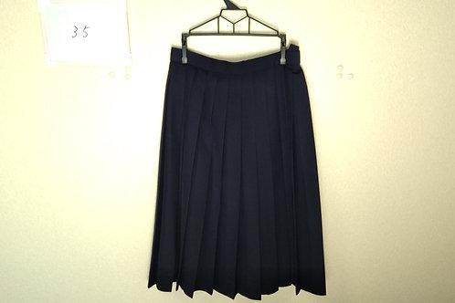 標準高 女子 冬スカート 66-63