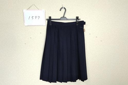 久米中 女子 夏スカート 69-60