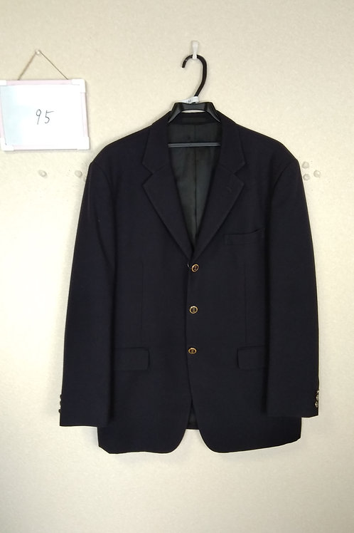松山聖陵高 男子 制服上 180A