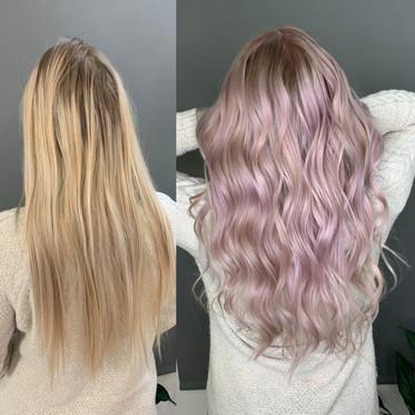 aktsiya na okrashivanie blond