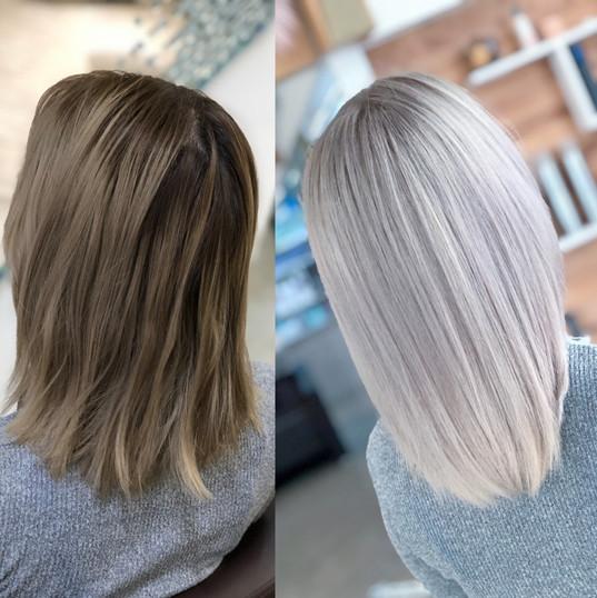 ash hair pepelnie volosi