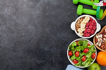 healthy-food-and-fitness-concept-FCNGST6