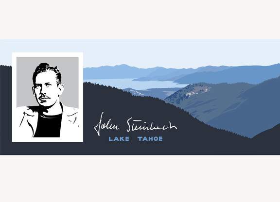 Steinbeck and the Sierras