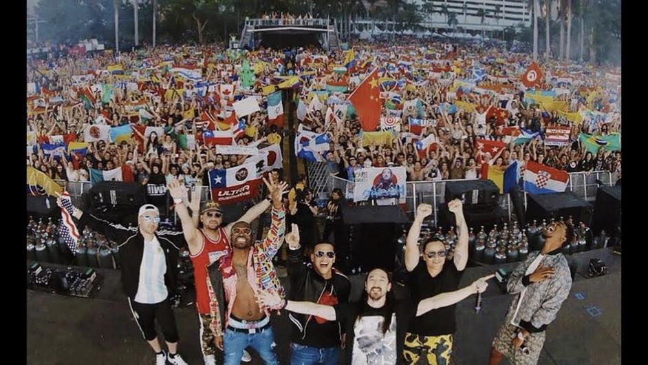 Aoki X NightRide X Ultra Miami 2018