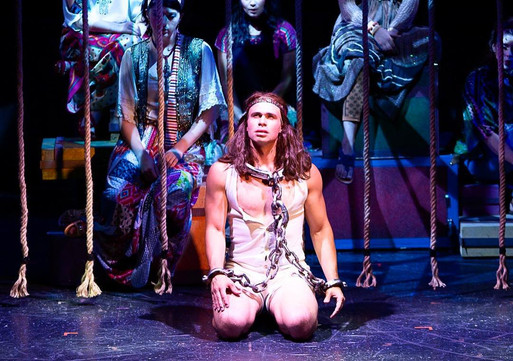 JOSEPH at Theater by the Sea