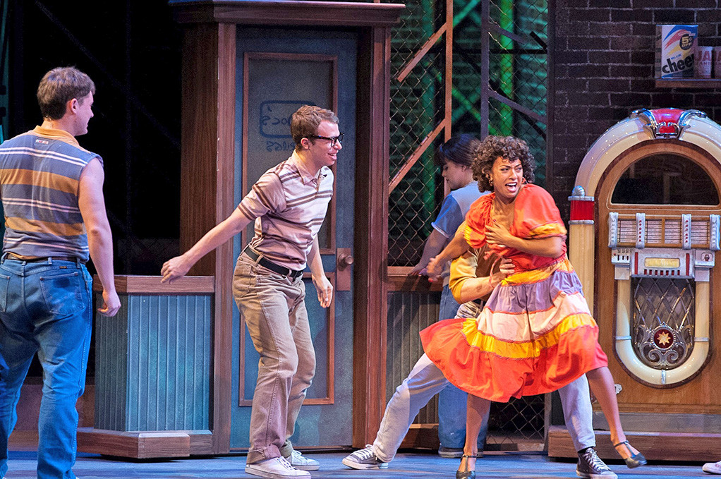 WEST SIDE STORY at Music Theatre Wichita