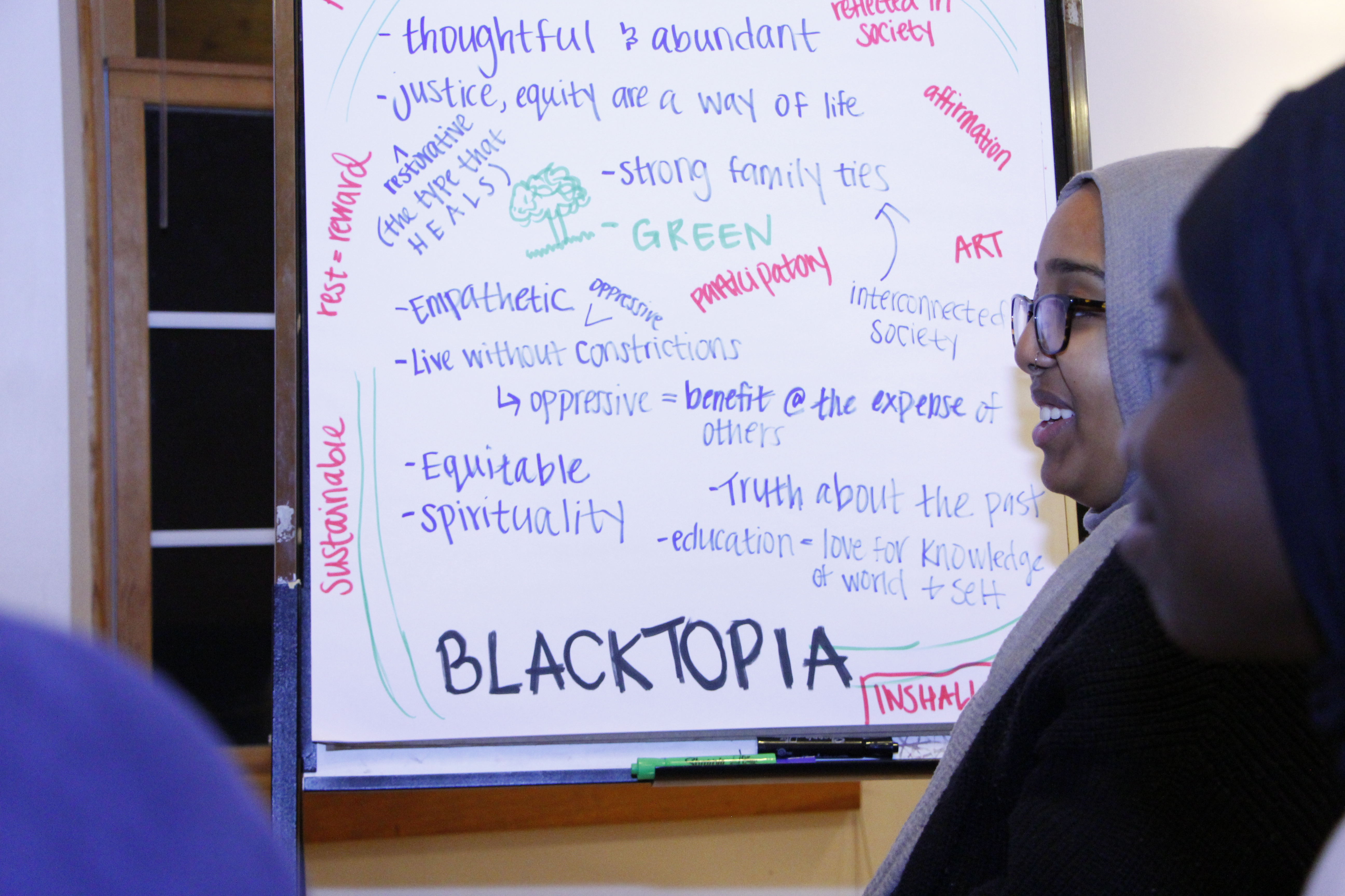 Blacktopia - Vision for our Future