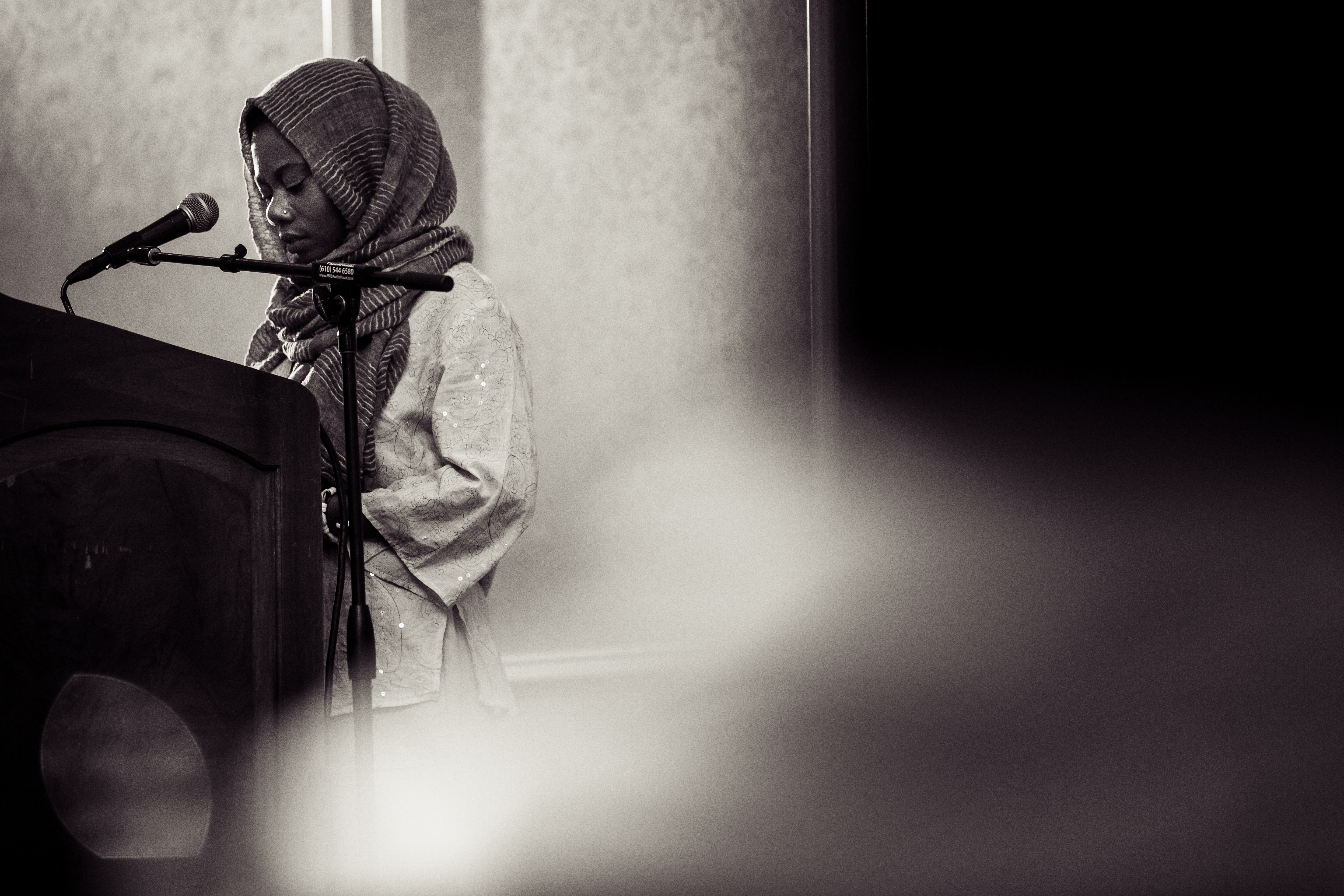Husnaa Hashim - Youth Poet Laureate