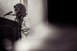Husnaa Hashim - Youth Poet Laureate