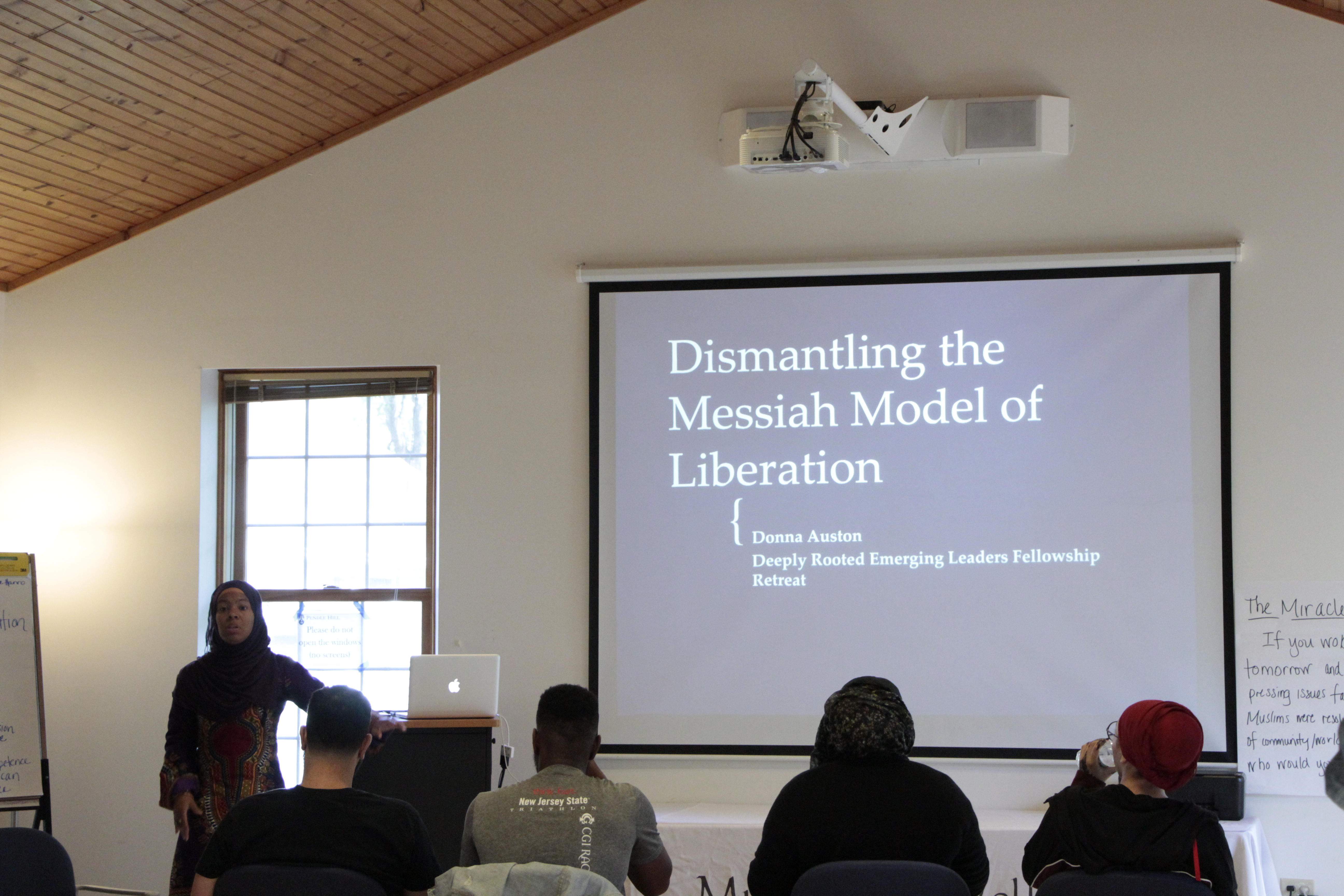 Dismantling Messiah Model