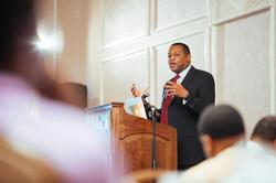 Dr. Arthur C. Evans, CEO of APA