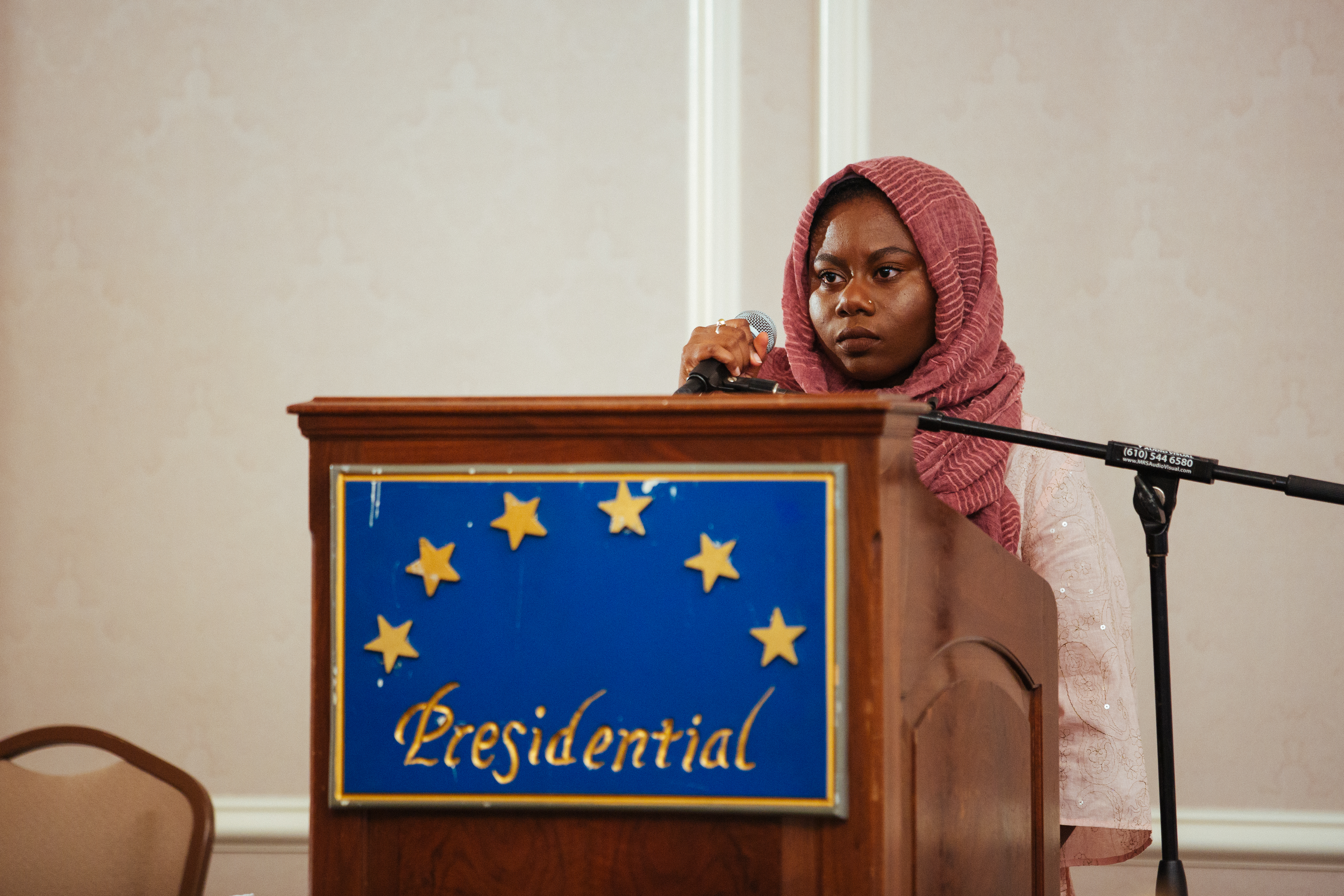 Youth Poet Laureate Husnaa Hashim