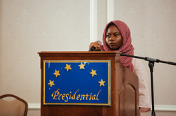 Youth Poet Laureate Husnaa Hashim