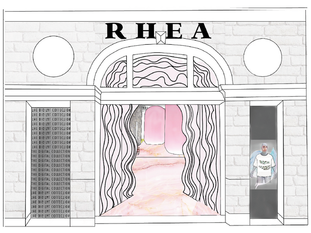 RHEA Store Front