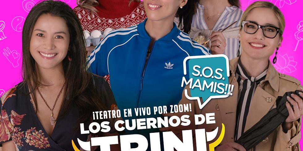 """SOS Mamis: """"La miniserie Zoom"""""""