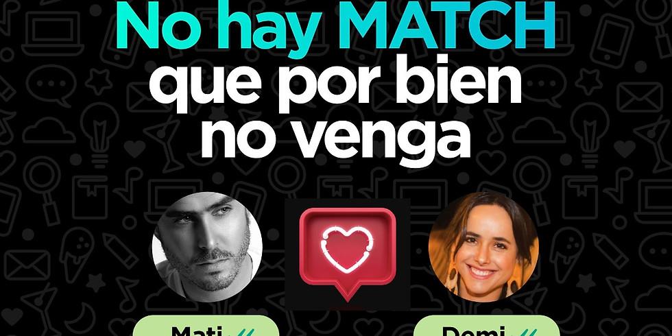 El amor en tiempos de pandemia: Mati & Demi