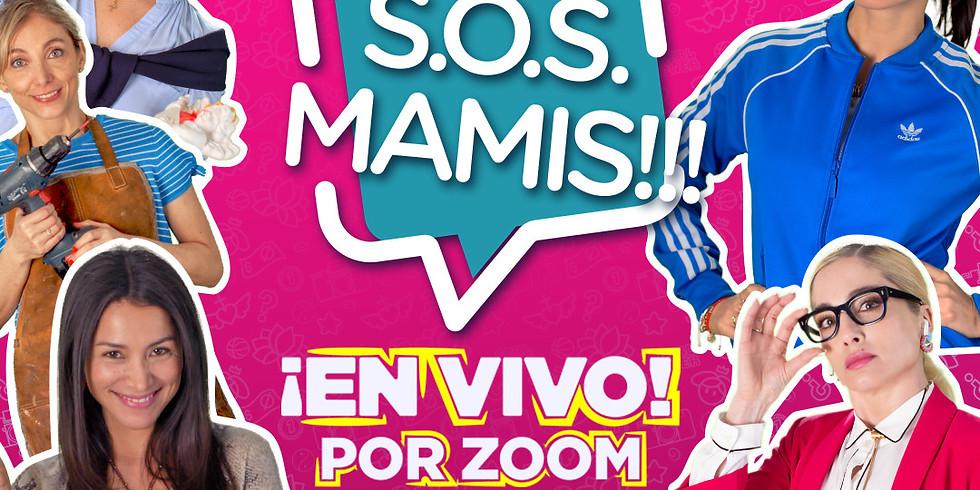 S.O.S. Mamis ¡En vivo! (compras desde el extranjero) (2a)