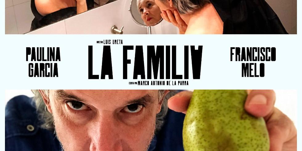 """""""La familia"""" (2a función)"""