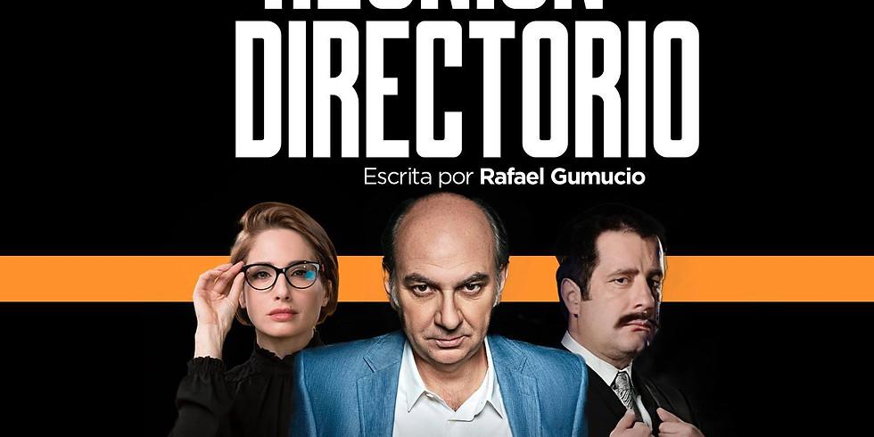 """Living Teatro: """"El directorio"""" (2a función)"""