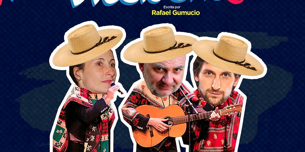 """Living Teatro: """"Dieciocho"""""""