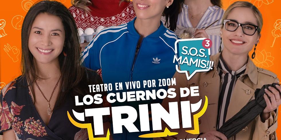 """SOS Mamis: """"Los cuernos de Trini"""" (Cap 3)"""
