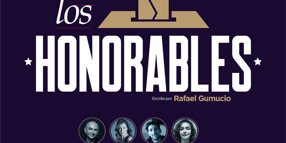 """Living Teatro: """"Los honorables"""""""