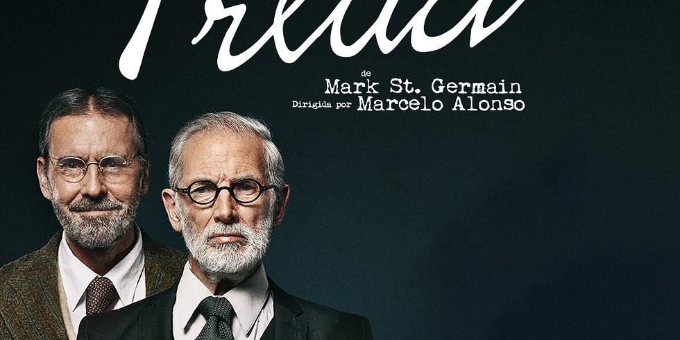 La última sesión de Freud