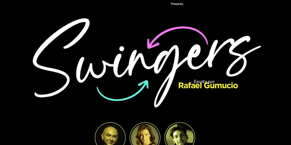 """Living Teatro: """"Swingers"""" (2a función)"""