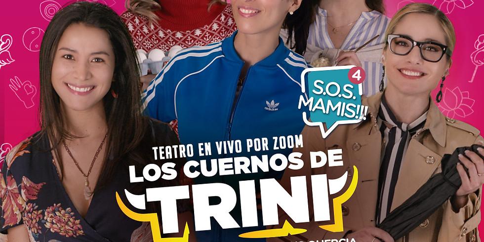 """SOS Mamis: """"Los cuernos de Trini"""" (Cap 4)"""