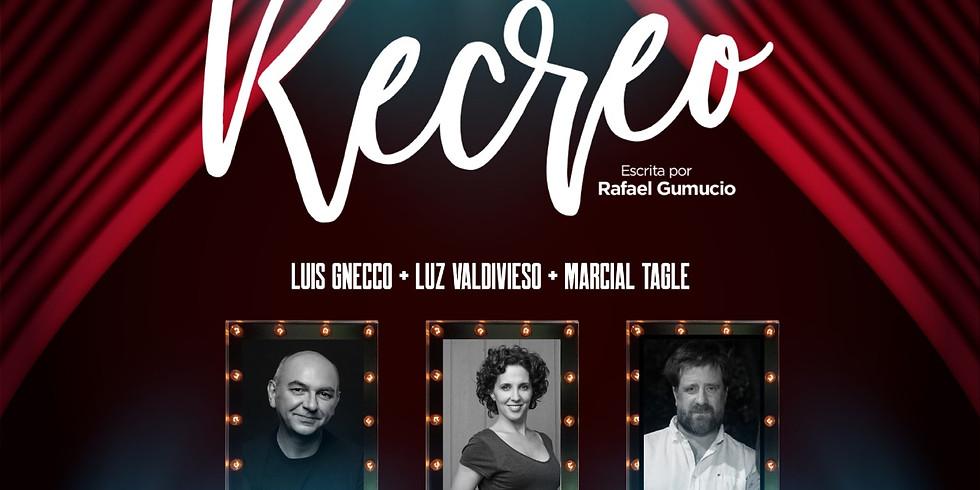 """""""Recreo"""" (fuera de Chile)"""