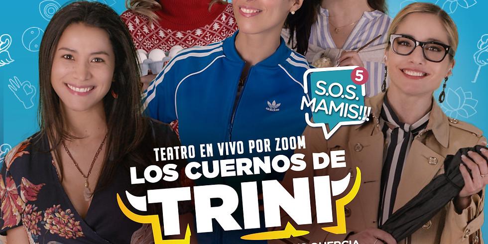 """SOS Mamis: """"Los cuernos de Trini"""" (Cap 5)"""