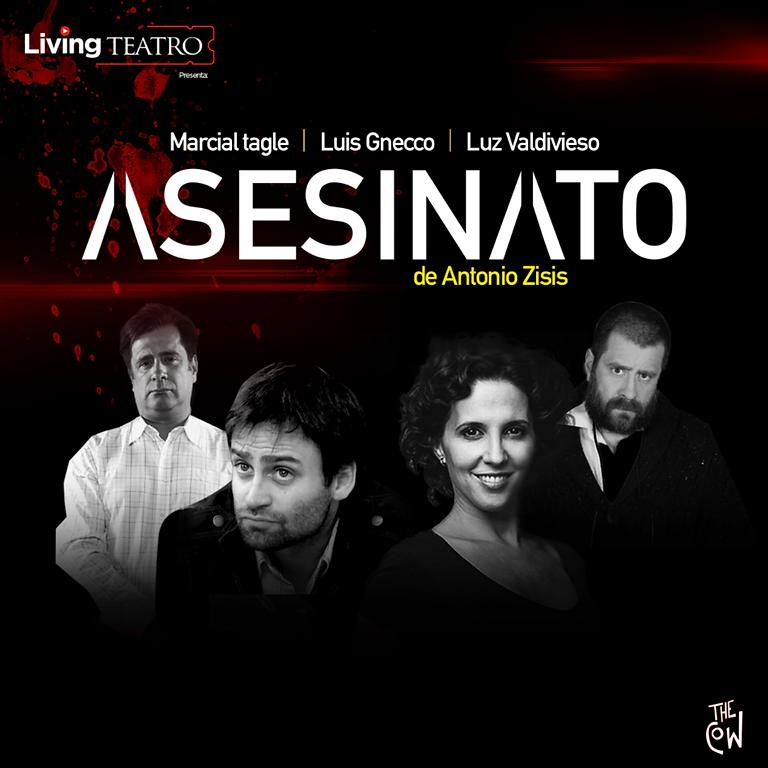 Asesinato (Caja Los Andes)