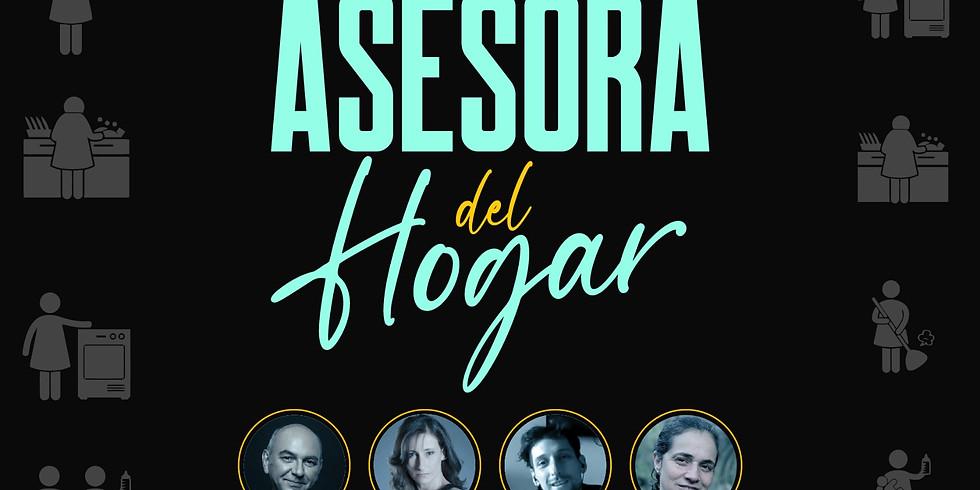 """Living Teatro: """"La asesora del hogar"""" (2a función)"""