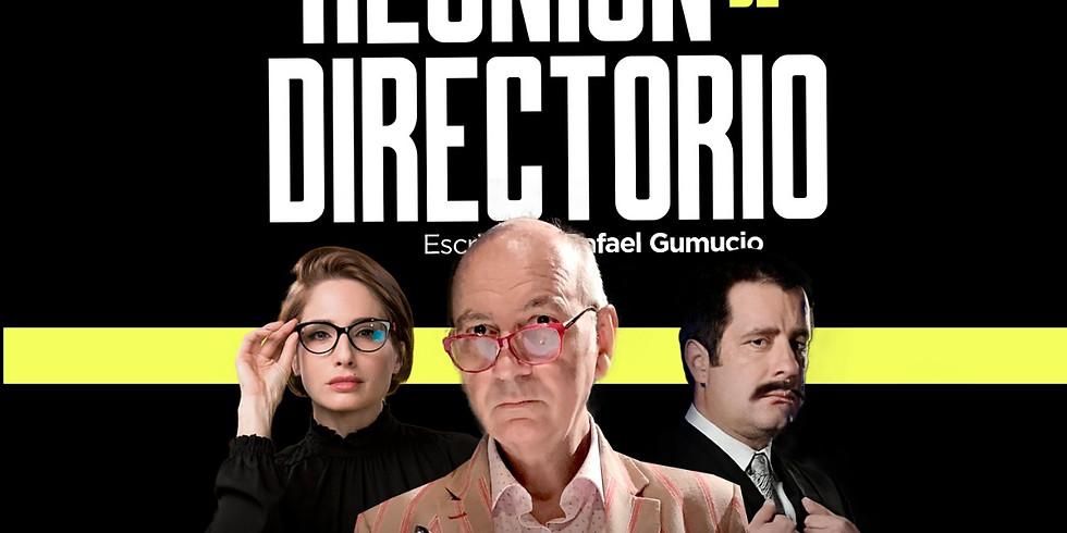 """Living Teatro: """"El directorio"""""""