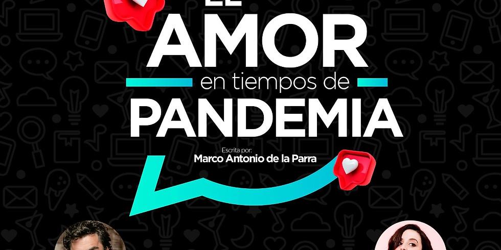"""Living Teatro: """"Dani & Mati: el amor en tiempos de pandemia"""" (2a funcion)"""