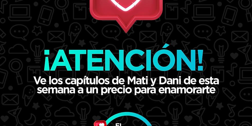 El amor en tiempos de pandemia: Mati & Ignacia + Dani & Néstor