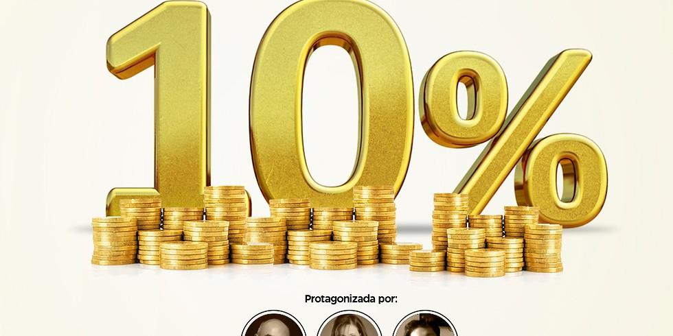 """Living Teatro: """"10%"""""""